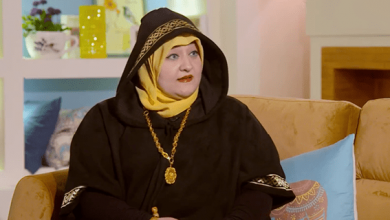 "Photo of د. سناء الشعلان ضيفة البرنامج الثّقافيّ الشّهير ""أطراف الحديث"""