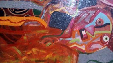 Photo of الفنان التشكيلي هشام لواح يبدع لوحة فنية في زمن الكورونا .. عبد المجيد رشيدي
