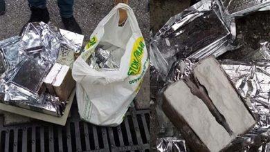 صورة إجهاض عملية تهريب 25 كيلوغراما و500 غرام من مخدر الكوكايين على متن شاحنة للنقل الدولي قادمة من إحدى الدول الأوروبية