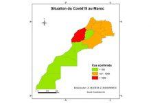 Photo of خريطة جائحة كورونا بالمغرب : بين إجراءات الإحتواء والتداعيات المرتقبة