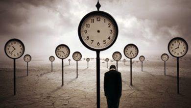 صورة إعتقال الزمن