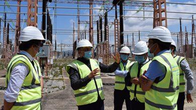 صورة الانتهاء بنجاح من أشغال إصلاح الخط البحري للربط الكهربائي الثاني بين المغرب وإسبانيا