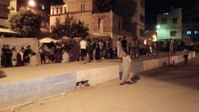 صورة طنجة – حي الوردة شجارات بالجملة واحتلال الملك العام ..الى متى ؟؟