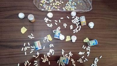 Photo of مصالح امن الدائرة الامنية الثانية تتمكن من توقيف شخصين بحوزتهم كمية من الأقراص المخدرة