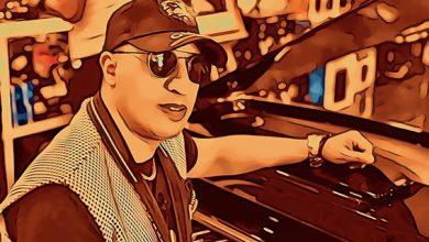 صورة المايسترو منير التوماني كاتب الكلمات والملحن والموزع الذي مثل المملكة المغربية احسن تمثيل في تظاهرات فنية عالمية