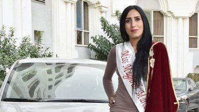 صورة حوار حصري مع نسرين العبدي وصيفة ملكة جمال العرب 2020