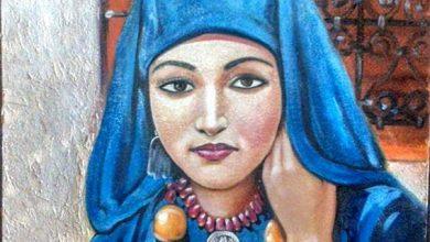 Photo of التشكيلية نعيمة السبتي .. لوحات تنبع بالحب والعطاء