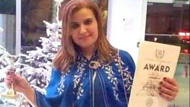 Photo of الفنانة التشكيلية نعيمة نطير .. لوحاتي تخاطب جميع الأجناس