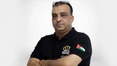 صورة الصحفي جهاد ابو بيدر يعلن استقالته على الهواء