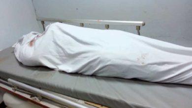 صورة وفاة شخص كان مودعا تحت تدبير الحراسة النظرية خلال نقله للمستشفى بالقصر الكبير