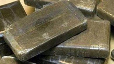 صورة إجهاض عملية للتهريب الدولي للمخدرات وحجز 11 طنا و 440 كيلوغرام من مخدر الشيرا بطنجة
