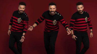 صورة حاتم عمور يحضر ألبومه الجديد بلا حدود