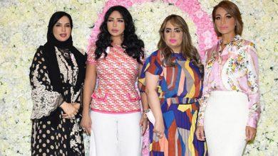 صورة سفيرة النوايا الحسنة وفاء بن خليفة تطلق مبادرة توعية لسرطان الثدي مع بسمة وهبة