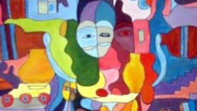 صورة الفنانة التشكيلية نعيمة نطير .. أيقونة في رسم سحر الطبيعة