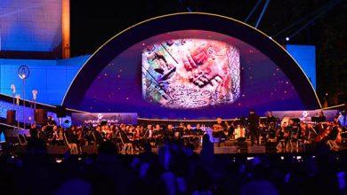 صورة كايرو ستيبس تأسر جمهور مهرجان الموسيقى العربية في الأوبرا