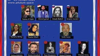 صورة فنانون تشكيليون مغاربة يعرضون إبداعاتهم في روسيا