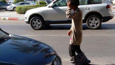 صورة المختلين عقليا يملؤون وسط مدينة طنجة في ظل غياب المصالح الإجتماعية