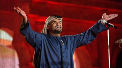 """صورة حسين الجسمي يختتم العام 2020 بافتتاح أول الحفلات الغنائية في """"مدرّج خورفكان"""" بحفل ضخم"""