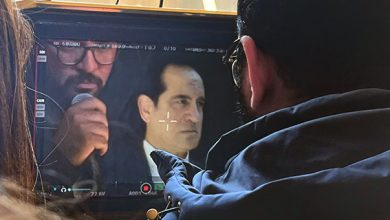 """صورة محمد ثروت وابنه يجتمعان لأول مرة في كليب """"يا مستعجل فراقي"""""""