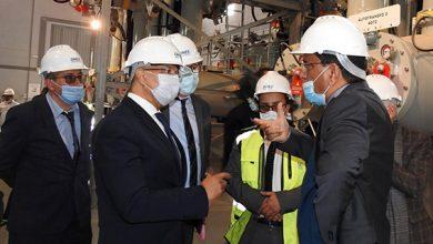صورة العيون: إطلاق مشروع كبير لتعزيز الشبكة الكهربائية