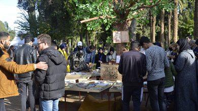 صورة وجدة.. جمعية رواد التغيير تنظم النسخة الثانية من معرض الكتاب المستعمل