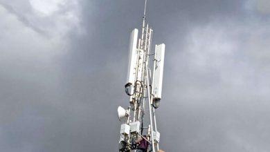 صورة تأثير عمود شبكة الاتصال فوق سطح منزل على صحة ساكنة حي الوردة بطنجة