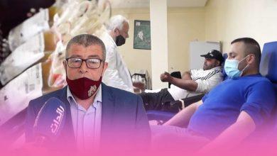 صورة المنظمة المغربية لدعم الحكم الداتي بالصحراء المغربية تنظم حملة تبرع بالدم بطنجة