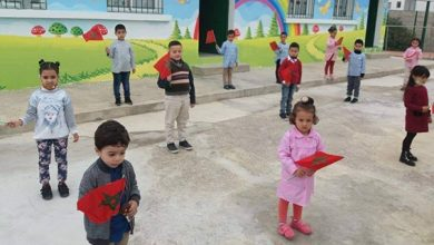 صورة المديرية الإقليمية للتربية بتطوان تطلق برنامجها الفعال للتعليم الاولي