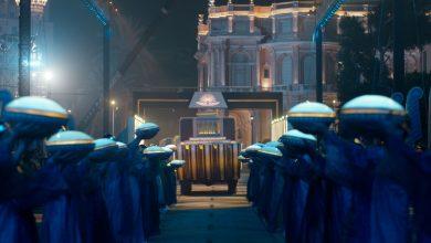 """صورة كواليس موكب المومياوات الملكية.. وصناع موكب المومياوات يتحدثون: """"استغرق العمل سنة.. وفخورين بتشريف مصر أمام العالم"""""""