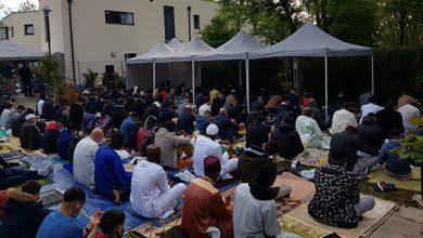 صورة المساجد تاريخ وحضارة أصالة وتراث (مساجد فرنسا عامة مسجد روبرتسو بستراسبورغ نموذج )