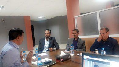 صورة الإعلان عن تأسيس مرصد يعنى بحريات الإعلام التعبير بمدينة العيون
