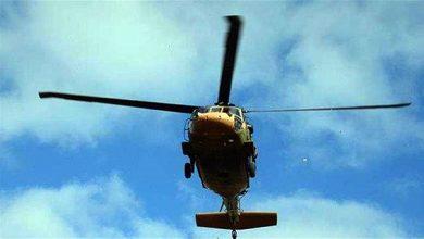 صورة مصرع طيار بسقوط مروحية خلال مطاردة بحرية لمهربي الحشيش بمضيق جبل طارق