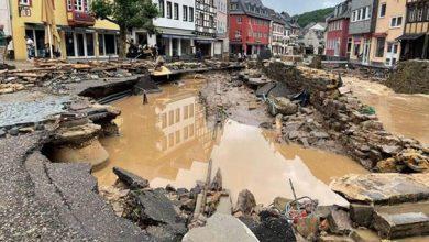 صورة 42 قتيلا بسبب العواصف القوية التي تجتاح ألمانيا