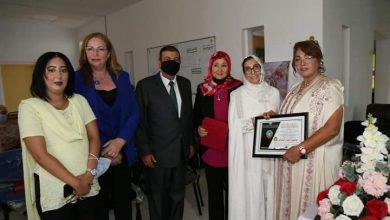 صورة احتفت الجامعة الدولية بايقاد شمعتها الأولى وتكريمها لشخصيات وازنة بالبحراوي