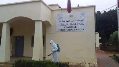 صورة مستشارون بجماعة سنادة يستنكرون سلوكات موظف