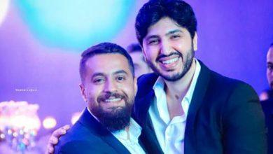 صورة زياد برجي ومحمد شاكريُشعلان ليل اسطنبول فرحاً وطَرَباً