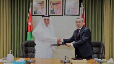 صورة الهيئة العربية للمسرح والتربية والتعليم الأردنية توقعان مذكرة تفاهم لتنمية المسرح المدرسي