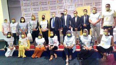 صورة نزهة بوشارب تترأس لقاء انتخابيا على مستوى عمالة طنجة أصيلة لدعم مرشحات حزب الحركة الشعبية