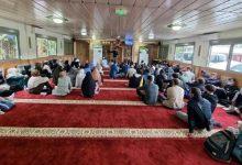 صورة مجالس شباب مسجد ستراسبورغ الكبير في رحاب ضيافة مسجد الأخوة بلامينو.