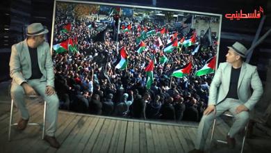 صورة فرقة الوفاء بأغنية فلسطيني الداخل دمي دمك