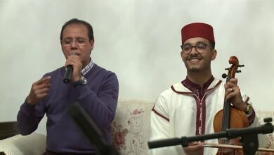"""صورة الماريشال وليد نادي، عمر الشريف وآخرون ضيوف عدد جديد من """"الليلة سهرتنا"""""""