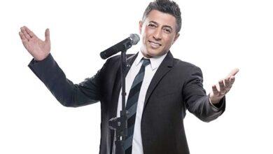"""صورة عمر العبداللات يغني """"الفنجان"""" أشعار سعود الشربتلي"""