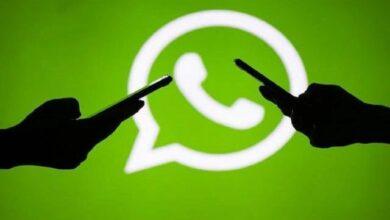 صورة تعليق من واتساب بعد تعطل تطبيقاته عالميا.