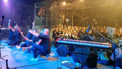 صورة أوتوستراد تزلزل الساقية بحفلين متتاليين احتفالا بالألبوم الجديد