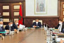 صورة مجلس الحكومة يتدارس مشروع مالية 2022 ويوافق على اتفاقيات مع إسرائيل
