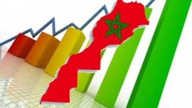 صورة معدلات ونسب النمو الاقتصادي للمملكة في تاريخ الحكومات المغربية السياقات والرهانات