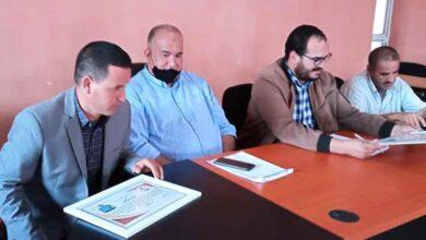 صورة المجلس الجماعي لتديلي يعقد دورته العادية بورززات